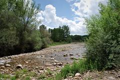 Río Jubera (Ventas Blancas, La Rioja, España, 27-5-2018) (Juanje Orío) Tags: 2018 ventasblancas larioja provinciadelarioja españa espagne espanha espanya spain río river agua water
