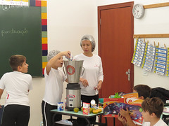"""3°Ano Prepara Deliciosa Mousse de Limão • <a style=""""font-size:0.8em;"""" href=""""http://www.flickr.com/photos/134435427@N04/28557006308/"""" target=""""_blank"""">View on Flickr</a>"""