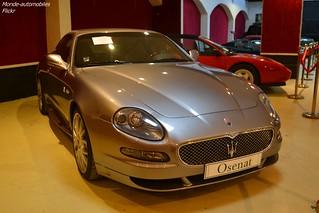 Maserati 4200 GT GrandSport 2007