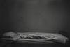 freiheit (sommerpfuetze) Tags: bw mono scene bed blackwhite texture room bettgeschichten sw silence