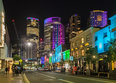 The Rocks (Mariasme) Tags: therocks sydney night street cityscape lights challengeyouwinner cyunanimous