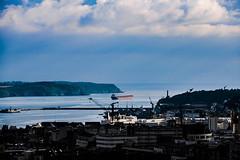 Brest City (erwancalves) Tags: radedebrest brest sea bretagne bzh brestcity