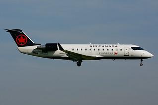 C-GJZZ (Air Canada express - JAZZ)