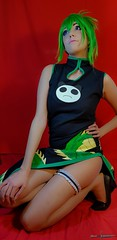 Jun Tao (RedGreenBluee) Tags: cosplay anime shaman king jun tao girl sexy belu everdeen babe retrato portrait