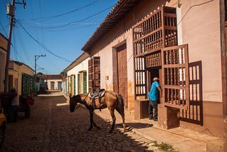 Cuba - Streets of Trinidad