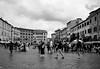 Piazza Navona, Rione VI Parione, Rome (Postcards from San Francisco) Tags: ma berggerpancro400 film analog 21mmsem rome piazzanavonna