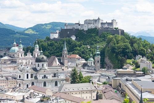 Salzburg 2018 - Mönchsberg