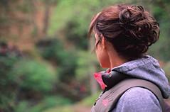 Fiona (analoguesouls) Tags: fiona aira force lake district canon ae1 program fujichrome velvia analogue 35mm film filmisnotdead girlsonfilm canonae1 lakedistrict cumbria england