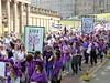 Suffragette Centenary March Edinburgh 2018 (86) (Royan@Flickr) Tags: suffragettes suffrage womens march procession demonstration social political union vote centenary edinburgh 2018