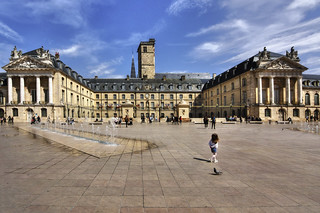 Dijon : le Palais Ducal
