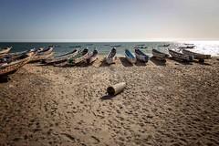 Nguékokh, Thies, Senegal - Photo 2018 (Gregorio9) Tags: senegal mare barche spiaggia