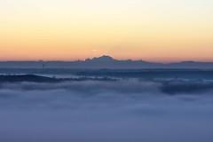 La plaine de coton (David Bertholle) Tags: montblanc aurore aurora nature landscape paysage ciel sky sunrise ngc