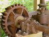 Gears (Toats Master) Tags: rusty gears cars trucks old antique ontario coldwater