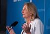 Karin Kneissl besucht das Europa-Forum Wachau (Österreichisches Außenministerium) Tags: ausenministerin karinkneissl forum wachau eu europa stiftgöttweig göttweig österreich