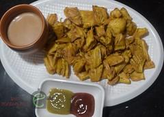Jackfruit Crunchy Pakora (easyfoodmaking.com) Tags: jackfruit crunchy pakora jackfruitcrunchypakora jackfruitrecipe crunchypakora pakorarecipe