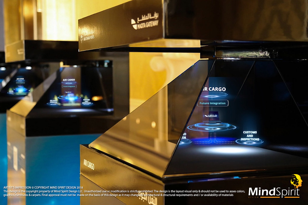 3D Hologram Projection, Hologram Companies In Dubai
