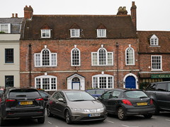 Marlborough (Dubris) Tags: england wiltshire marlborough architecture building town house