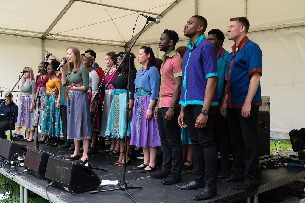 DISCOVERY GOSPEL CHOIR [AFRICA DAY 2018 IN DUBLIN]-140586