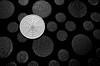 #FlickrFriday #Klischee (heinzkren) Tags: macro capsule filter schwarzweis blackandwhite bw sw monochrome ricoh kaffe kreise punkte structur pattern texture abstract flickrfriday klischee plastic art kunststoff geometry design industrydesign coffee kaffeekapsel