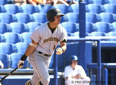 Bligh Madris (Buck Davidson) Tags: bligh madris buck davidson 2018 pittsburghpirates bradenton marauders milb minorleaguebaseball florida state league prospect sports nikon d500 nikkor 300mm f28