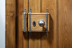 Venables complete project - historic Inn (VenablesOak) Tags: oak venables inn traditional country bespoke wood panelling windows solidwood doors bar pub latch doorfurniture fromtheanvil