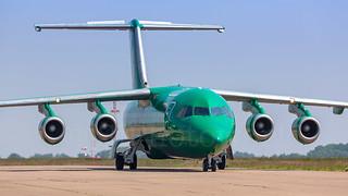 Aviro BAe146-300 YR-AVR