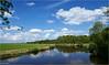 Heitelân - Homeland #59 (Hindrik S) Tags: fryslân friesland netherlands nederland reflection landscape landschap lânskip panorama scenery scenic blue blau blauw bleu clouds cloud cloudhunting wolken wolk green grien grün vert groen land lân country plattelân platteland province provinsje provincie provence reflectie refleksje reflexions wjerspegeling weerspiegeling view wide wiid open sonyphotographing sony sonyalpha sony1650mmf28dtssm sal1650 amount minoltaamount 2018 a57 α57 slta57