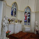 Wangaratta. The Delany Chapel which was part of the Convent. Built in 1929. Now the chapel of a Catholic aged care home. thumbnail