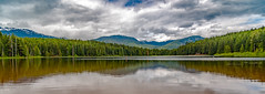 Lost Lake, Whistler (RussellK2013) Tags: dramatic sky lake water waterscape lostlake whistler britishcolumbia canada travel vista view clouds cloud trees vacation nature ngc nationalgeographic nikon nikkor 1635mmf4ged 1635mm d750 wide pano panorama
