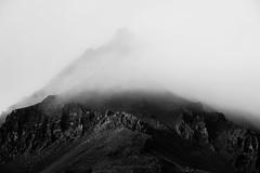 Snaefellsjoekull National Park (Kai-Uwe Klauss) Tags: island urlaub iceland reise scandinavia schwarzweis sw blackwhite berge bw felsen snaefellsjoekull snearfellsnes skandinavien kaiuweklauss