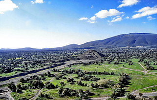 México, Teotihuacán  Valley