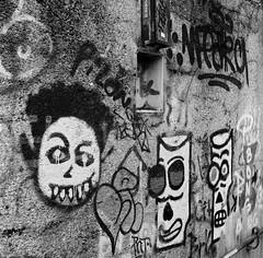 Street art (medozeko) Tags: rolleicord vb xenar ilford400