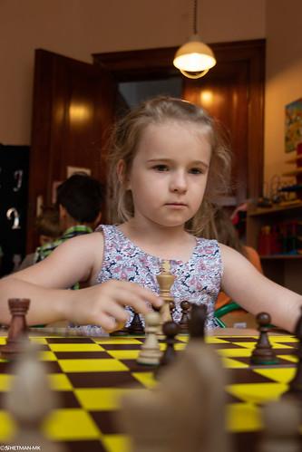 VIII Turniej Szachowy Przedszkolaków o Mistrzostwo Świdnicy-17
