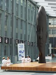 20180525-012 Rotterdam Erasmus MC (SeimenBurum) Tags: rotterdam netherlands erasmus erasmusmc hospital ziekenhuis panorama architecture architectuur jaumeplensa duna