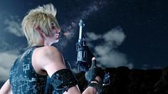 """Gunslinger"" (The_Future_2049) Tags: final fantasy xv windows edition nvidia ansel portrait screenshot gunslinger square enix luminous studios prompto stars"