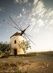 Molino antiguo (pedrojateruel) Tags: molino de viento antiguo murcia