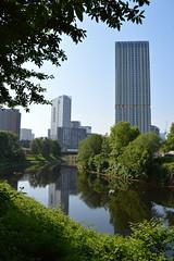 100 Greengate (roberttucker) Tags: 100greengate salford river irwell riverirwell renaker omiarchitects