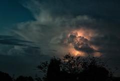 lightning strikes (drummerwinger) Tags: blitz lightning clouds canon80d gewitter thunderstorm