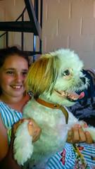 Lohanna e Spoty❤ (mdferreira1421) Tags: animais família dog cachorro