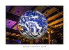 Earth at Vivid Sydney 2018 (sugarbellaleah) Tags: vividsydney sydney australia earth urban cosmic globe festival light nasaimagery night evening colour planet