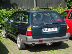 1990's Mitsubishi Lancer Wagon (harry_nl) Tags: germany deutschland 2018 kalkar mitsubishi lancer wagon