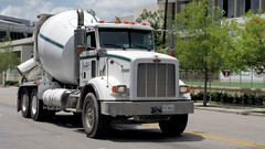 PETERBILT ~ Dallas (Jungle Jack Movements (ferroequinologist)) Tags: lattimore materials company lmt dallas texas tx dig d lone star cement concrete mixer agitator us usa america addison hp horsepower big rig gear oil haul haulage freight cabover trucker drive transport carry delivery bulk lorry hgv wagon road highway nose semi deliver cargo interstate vehicle load freighter ship move roll motor engine power teamster truck tractor prime mover diesel driver cab cabin loud rumble beast hood fast brake wheel exhaust grunt peterbilt