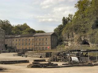 Cromford Mill, Derbyshire