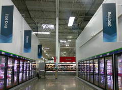 """""""CCG"""" and Sushi (Hot Dog)! (l_dawg2000) Tags: 2017remodel apparel café desotocounty electronics food gasstation meats mississippi ms pharmacy photocenter remodel samsclub southaven tires walmart wholesaleclub unitedstates usa"""