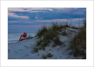Chair at Jax,s Beach