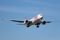 Boeing 777-3DE(ER). HB-JNB. Swiss LX2802. (Themarcogoon49) Tags: swiss boeing b777 aircraft planespotting gva lsgg cointrin airport avgeek switzerland aviation