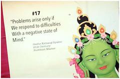 brighton 2018 - #17 (pg tips2) Tags: 17 buddhidt quotes master geshe kelsang gyasto geshekelsanggyasto thoughts quotesilike