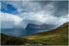 view from Kallur (Hetwie) Tags: water nature atlantischeoceaan mist mountains natuur landschap kallur landscape uitzicht view faröer clouds outdoor