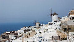 Landscape... (Yaoluca) Tags: house home white santorini landscape town life canon canon1300d travel holiday