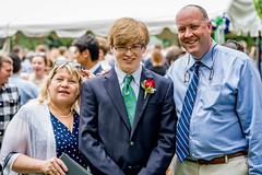 (WWJB) Tags: 2018 christophernewberg graduation gunston june md maryland newberg sony family